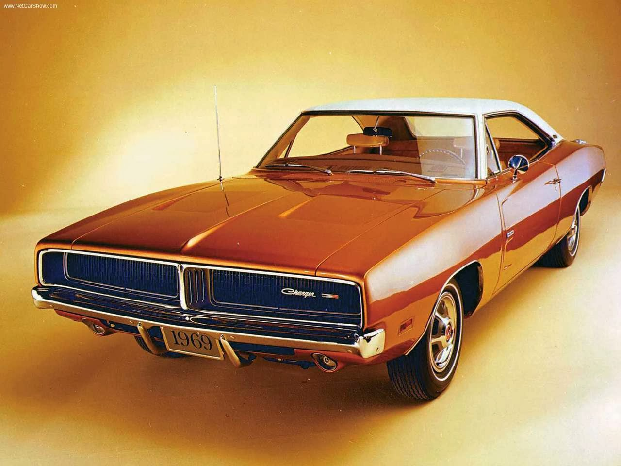 The Best Old Muscle cars 1969 Dodge Charger