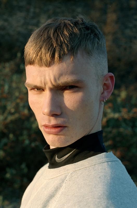 Haircut for boys russian