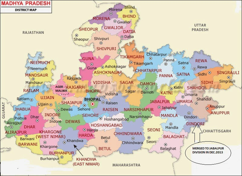 THE GREAT MADHYA PRADESH