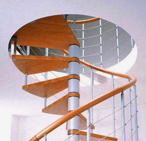 wooden stairs design for modern interior decorating