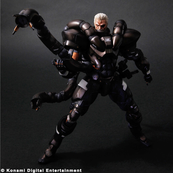 Play arts attack toymaker one good example is the metal gear solid series pa are churning out all my favorite characters from that series i will shoot myself if i dont get my solutioingenieria Images
