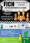 I Torneo de Ajedrez FICH 2011