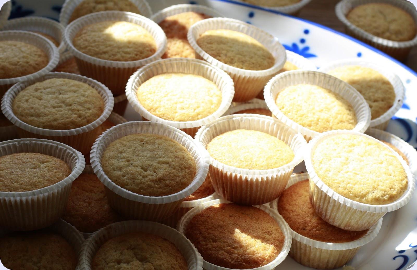 muffins uten smør