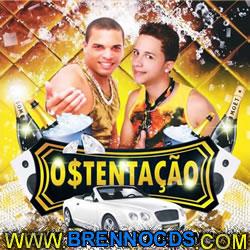 Banda Ostentação - Stúdio - CD 2013