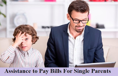 Assistance to Pay Bills For Single Parents