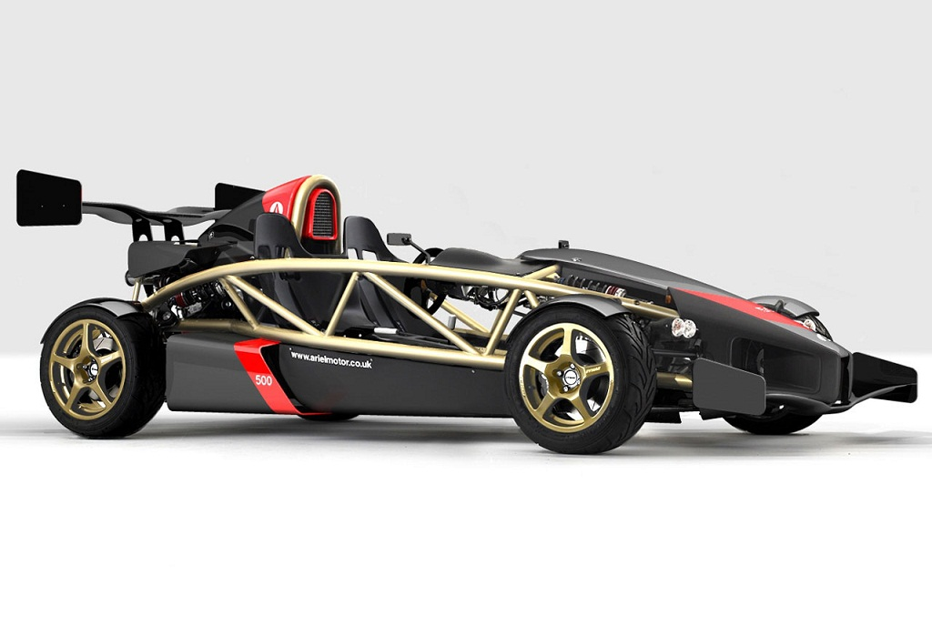Image result for Ariel Atom V8 (2.3 seconds) pic