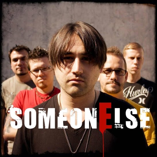 someonElse: unsigned alternative metal five piece band from Queens, NY, US played in E112 of the ArenaCast