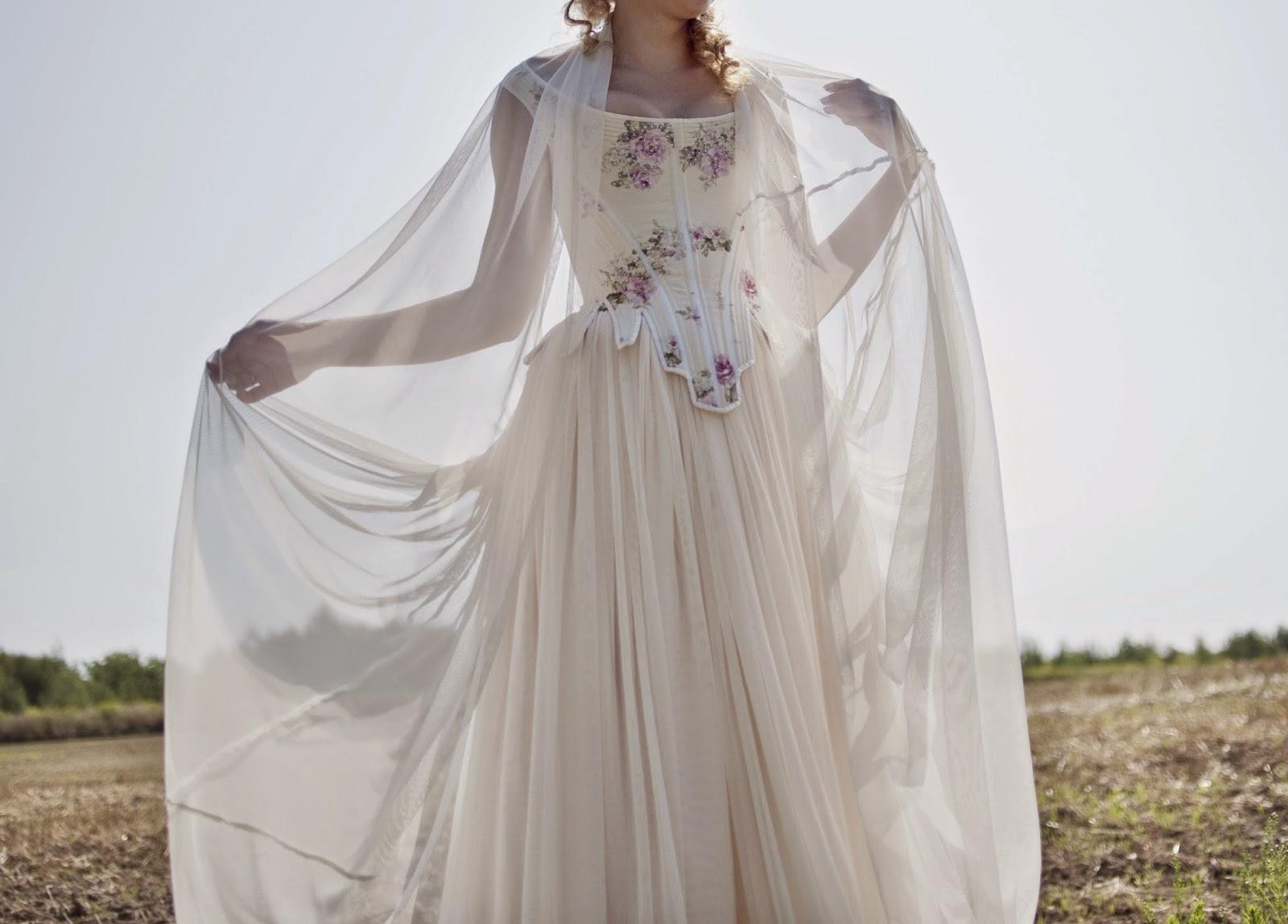 17 century wedding dresses