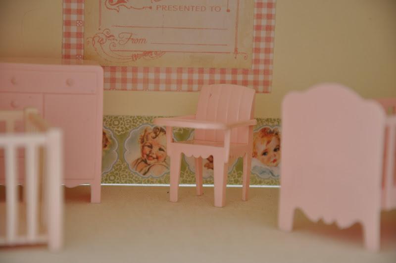 Miss lacitos mob lia da casinha de bonecas doll house for 5 mobilia place gnangara