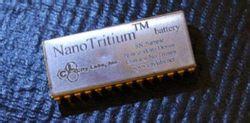 tritium battery