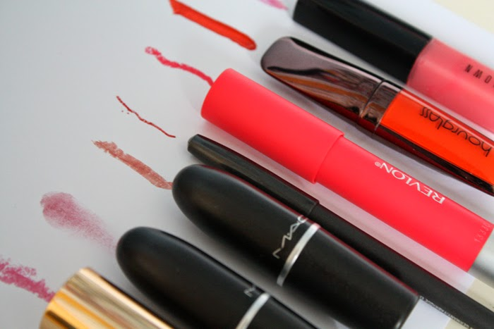 The Lip Product Addicts Tag