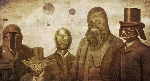 01-Group-Photo-Terry-Fan-Victorian-Star-Wars-www-designstack-co