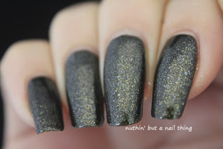 Models Own Glitter Gel Collection Starburst