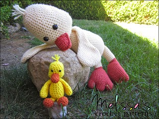 Amigurumi Duck Free Crochet Pattern : Free amigurumi patterns spirited away duck