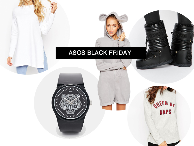 Turn it inside out // Asos black friday