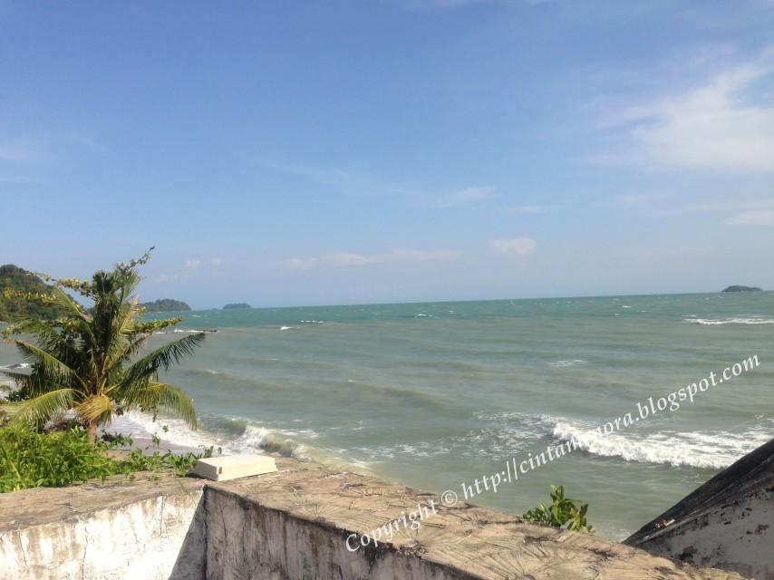 marina resort pulau  besar melaka