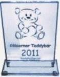 Gläserner Teddy 2011