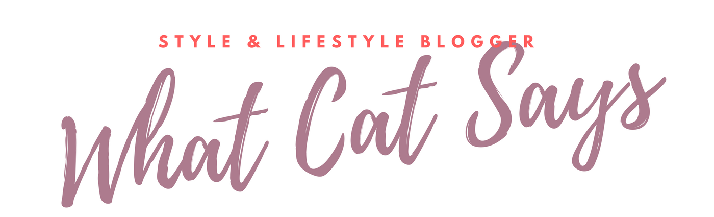 Blog | What Cat Says