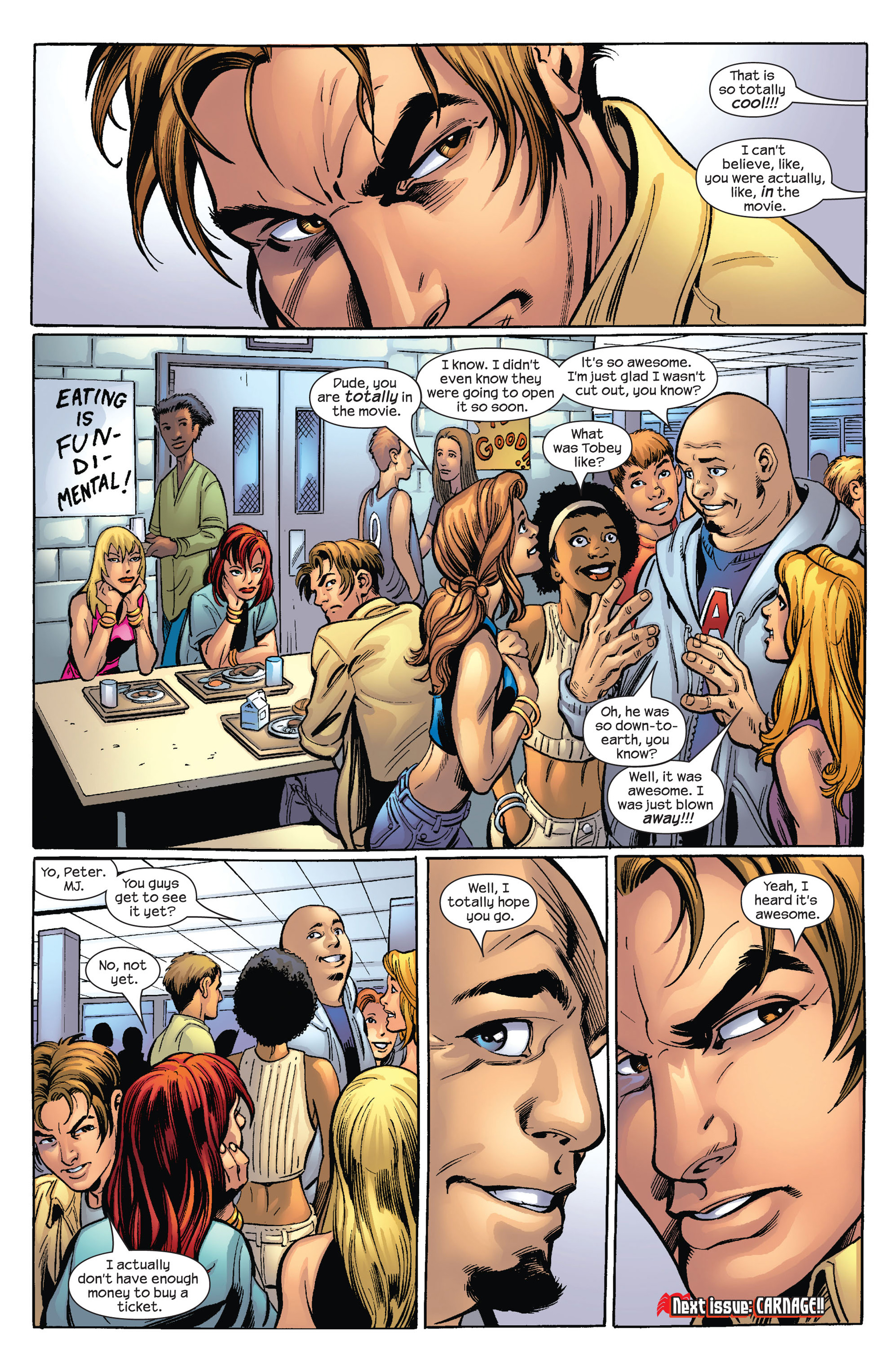 Ultimate Spider-Man (2000) Issue #59 #63 - English 21