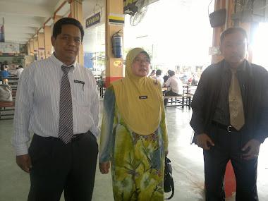 Lawatan ke SMJK (C) Sin Min, Sg Petani, Kedah.