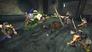 Download Game TMNT - Teenage Mutant Ninja Turtles (Europa) PSP Full Version For PC | Murnia Games