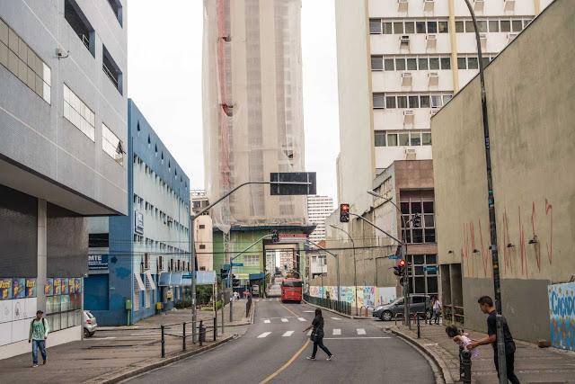Travessa da Lapa em Curitiba