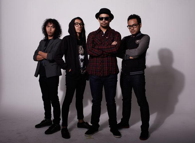 Malaysian Independent Band Hujan