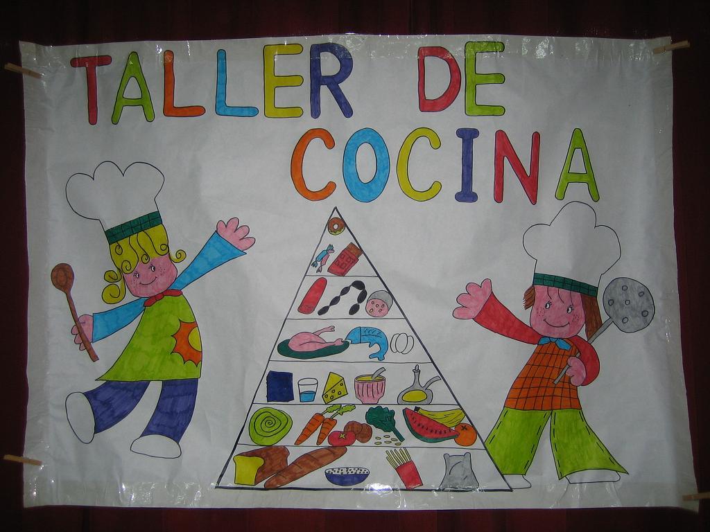 Proyectos infantil taller de cocina for Proyecto cocina infantil
