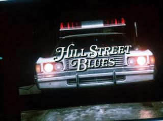 ... da Balada de Hill Street