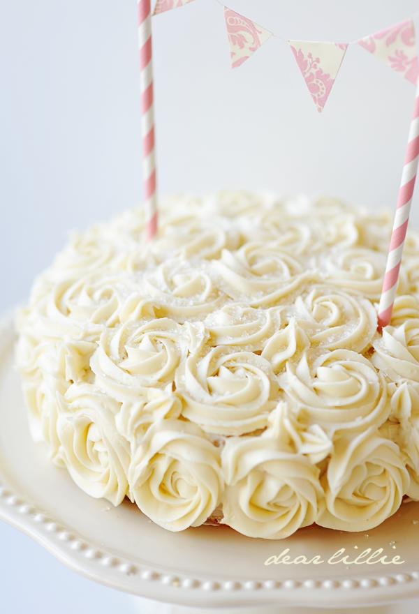 dear lillie lillie 39 s birthday cake. Black Bedroom Furniture Sets. Home Design Ideas