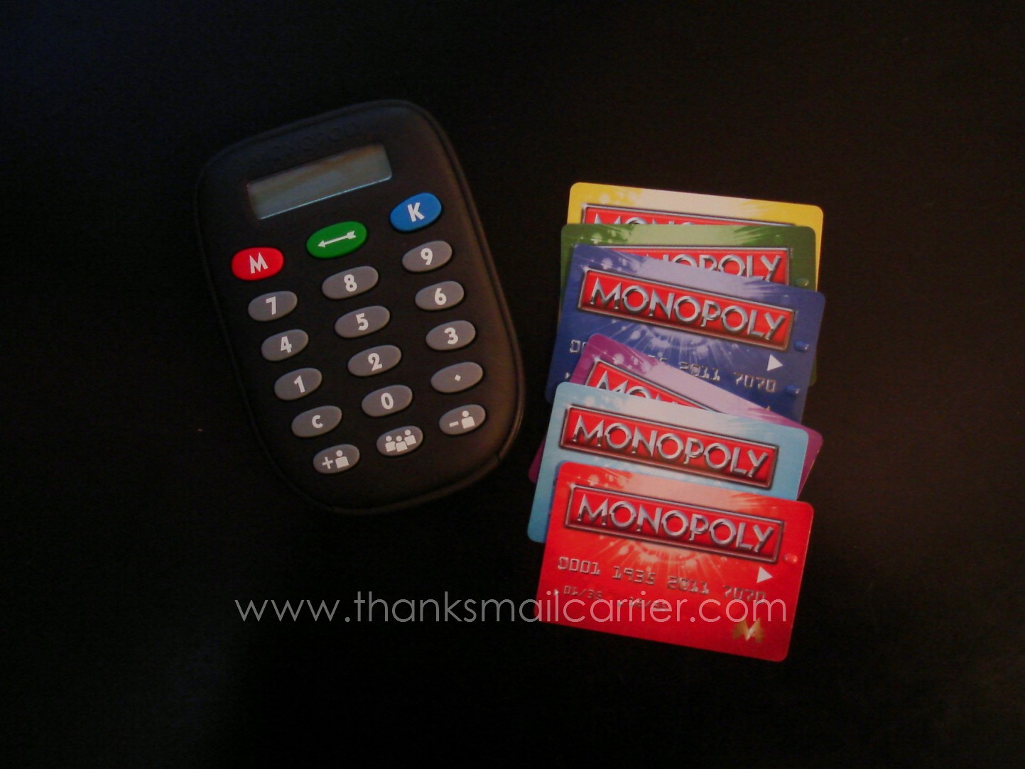 how to add money on monopoly electronic banking