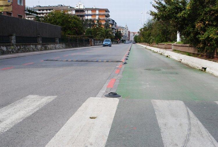 carril bici castro urdiales