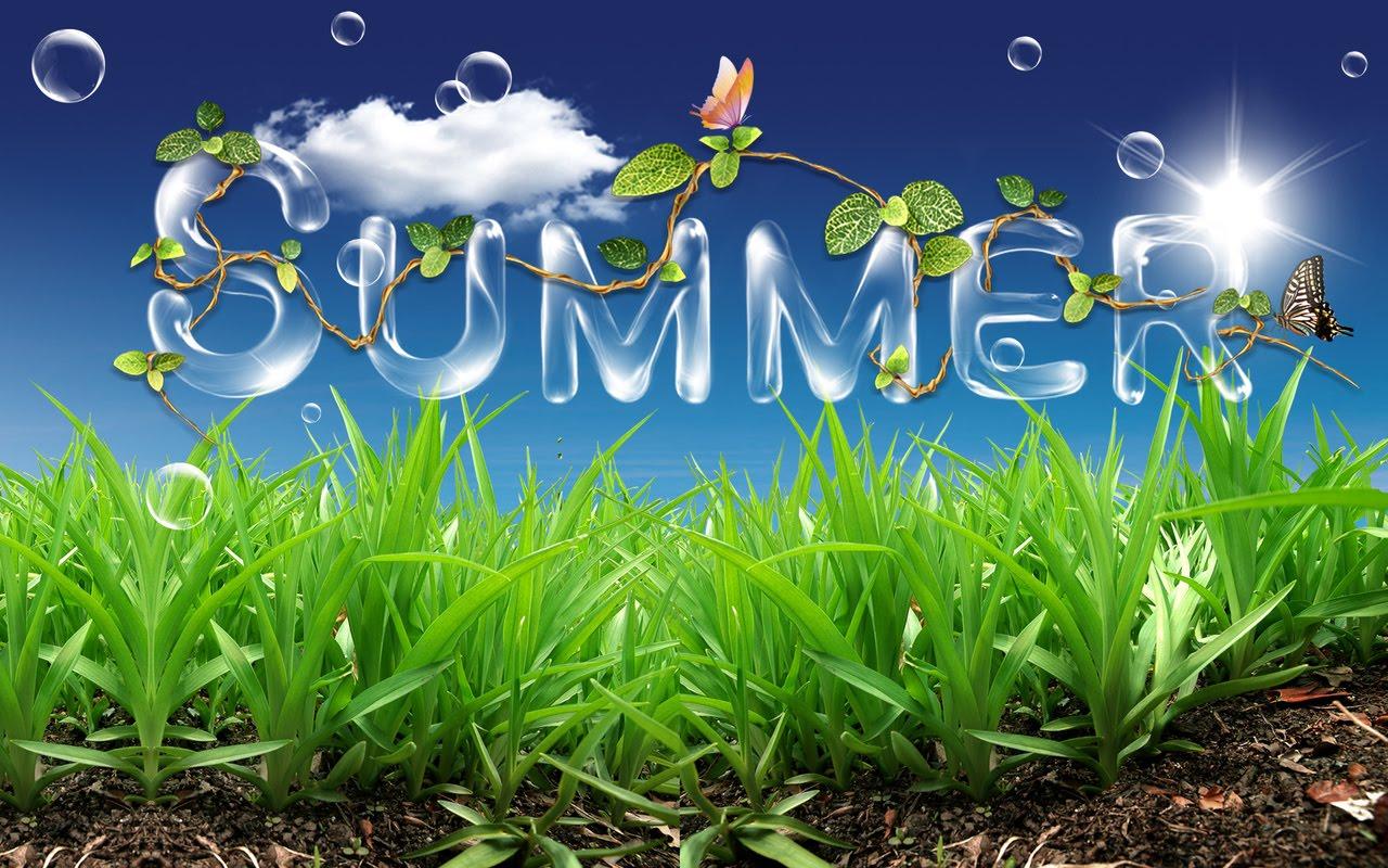its summertime hd desktop wallpaper