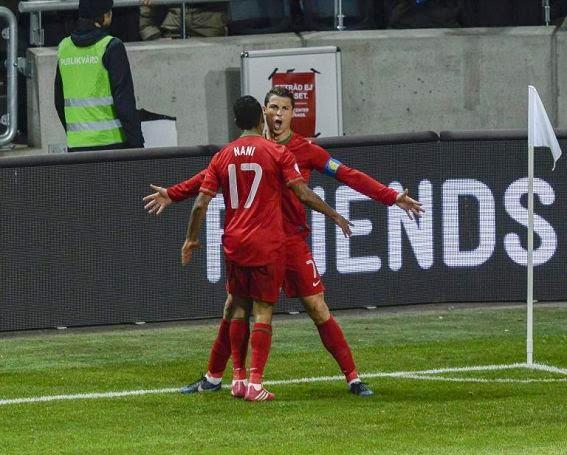 Cristiano Ronaldo diligent scored Hat-trick