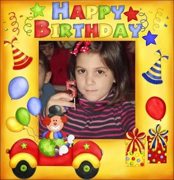 Cumpleaños de Carmen