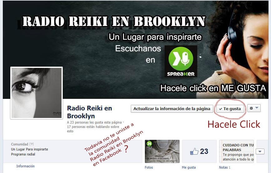 Radio Reiki en Brooklyn