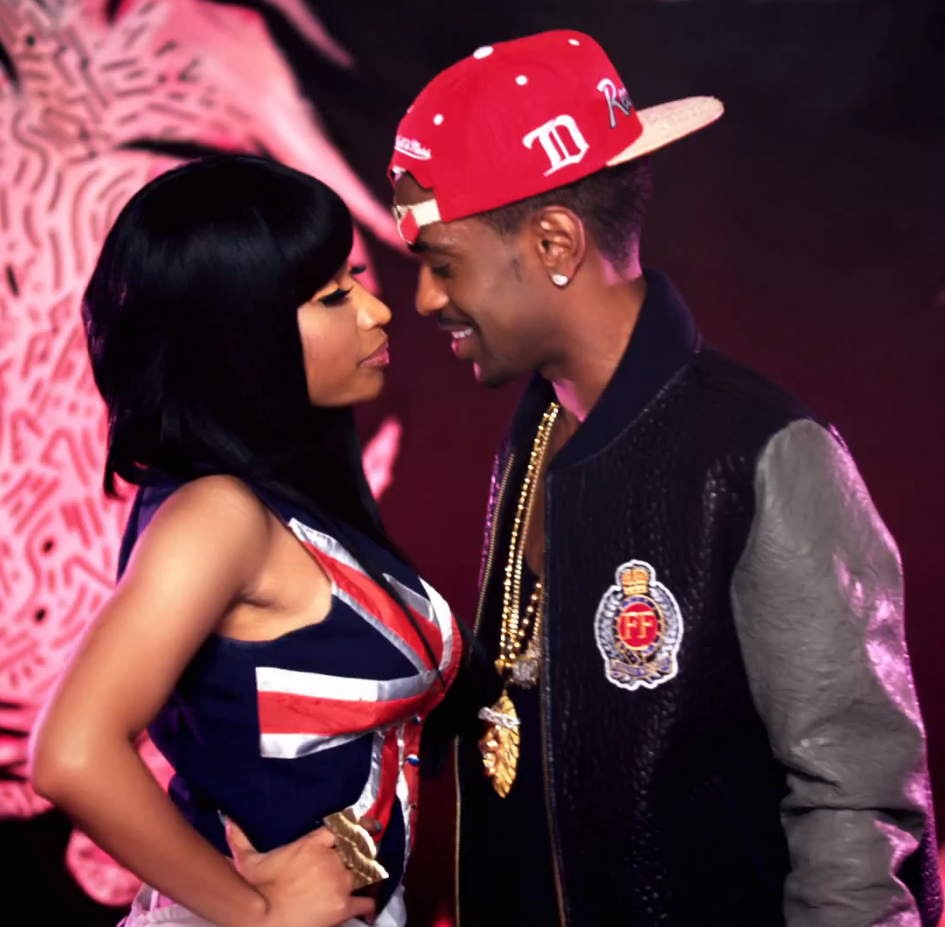 Nicki Minaj feat. Big Sean  - Dance