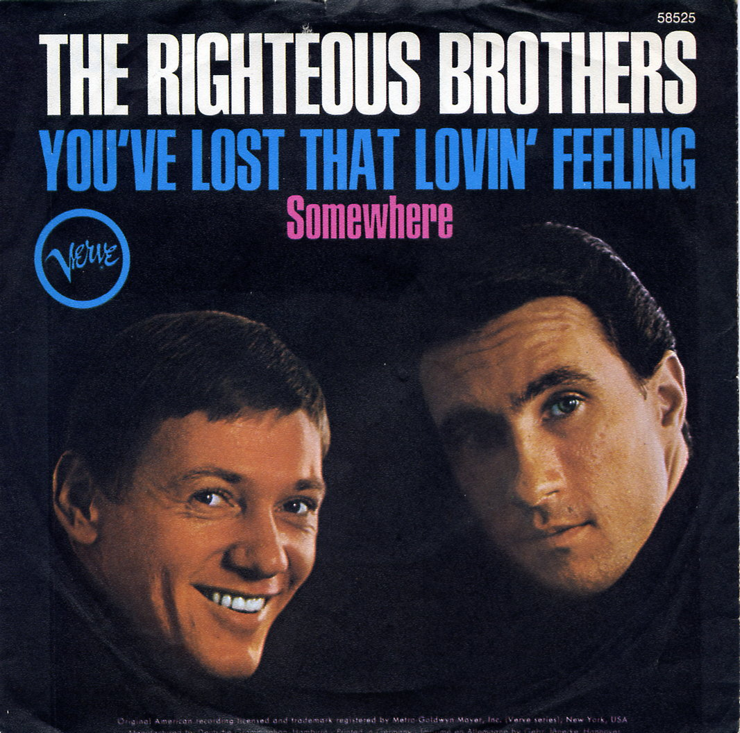 The Righteous Brothers - Inspirations
