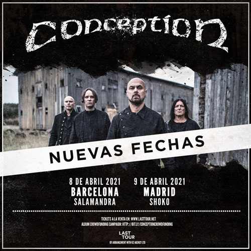 CONCEPTION EN ESPAÑA