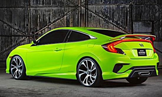 2017 Civic Type R Specs and Price Rumors
