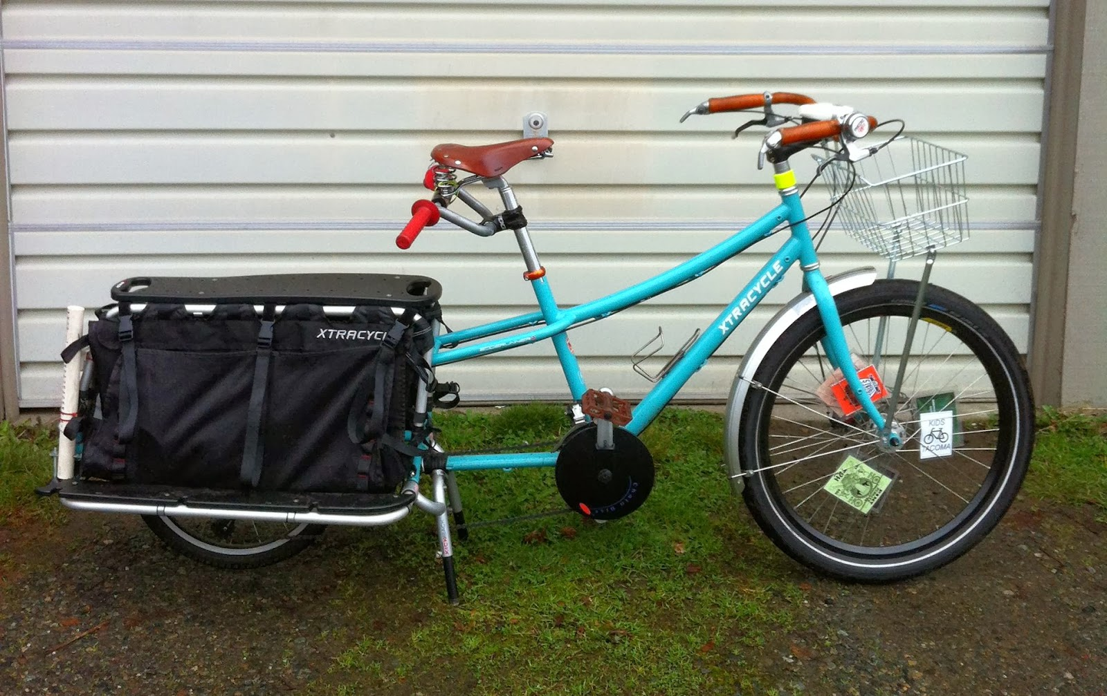 Tacoma Bike Ranch Xtracycle Edgerunner We Love It