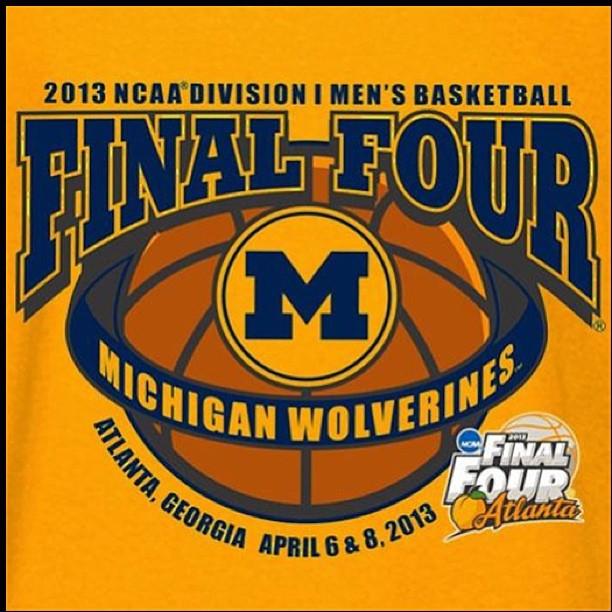 Michigan basketball 2013 final four