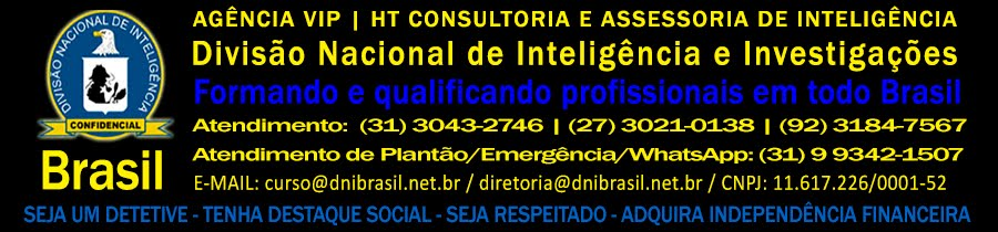 D.N.I. - DETETIVES DO ESPÍRITO SANTO (ES)