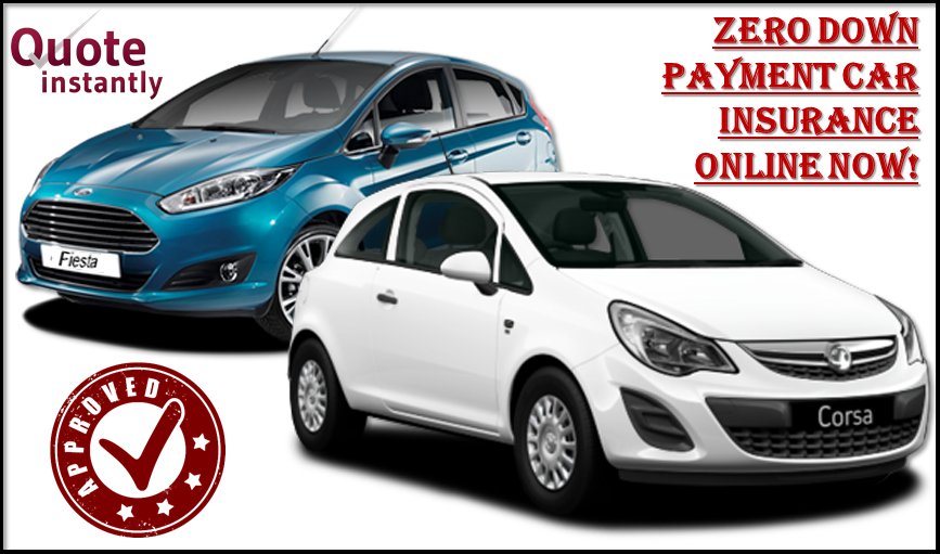 Zero Down Payment Car Insurance Online