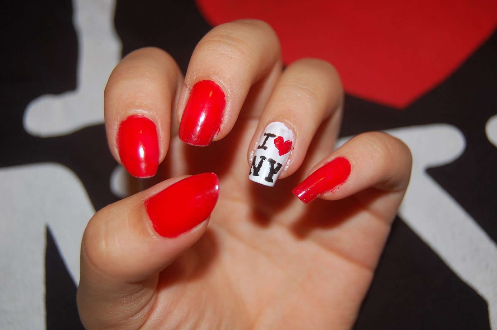 Famous Ny Nails Inspiration - Nail Art Design Ideas - thewowproject.info