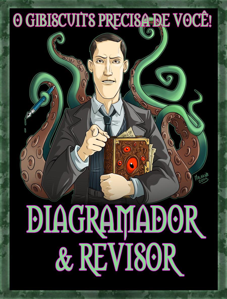 Lovecraft tem um recado para você!