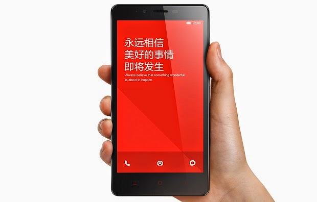 Harga Xiaomi Redmi Note Dan Spesifikasi