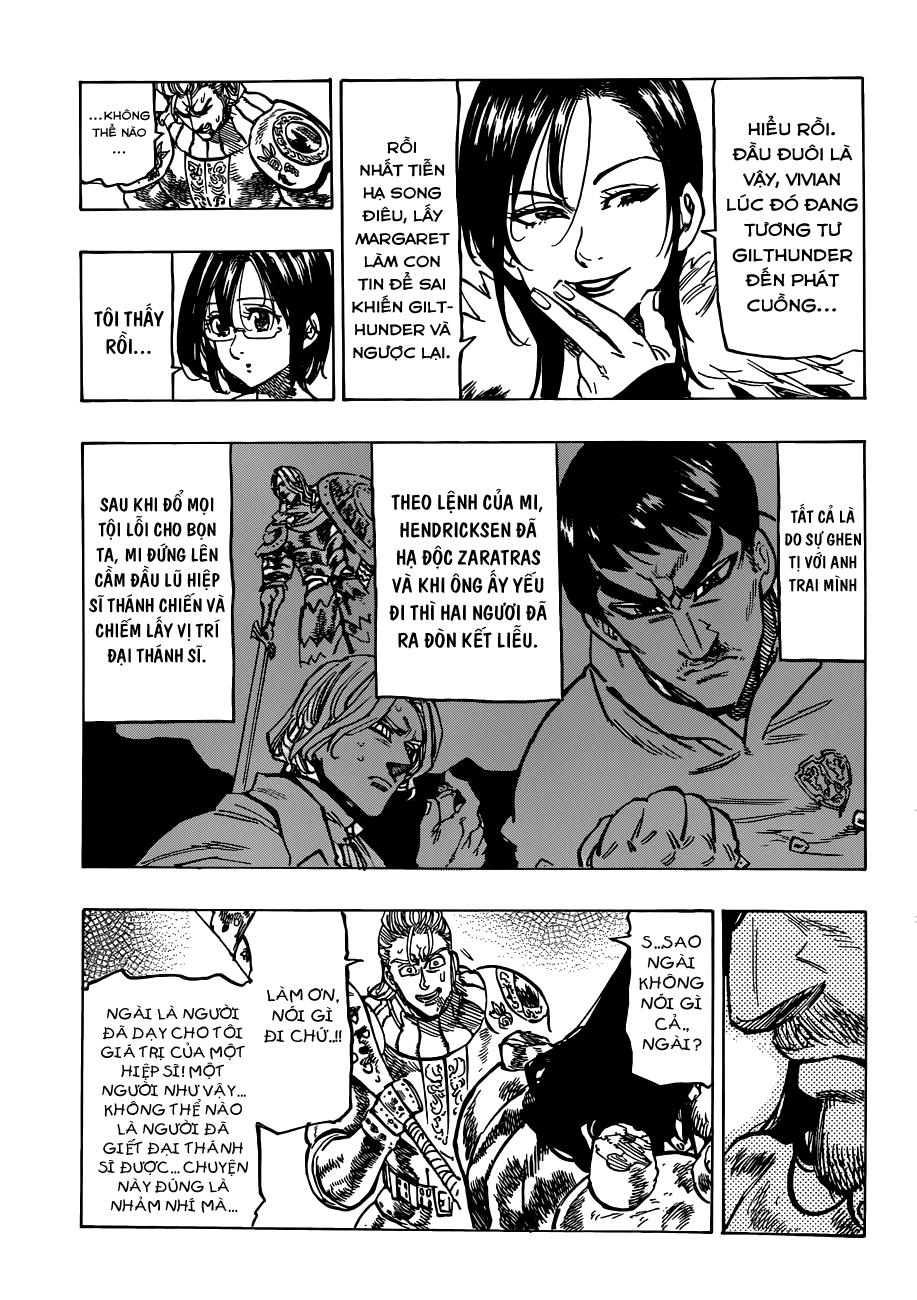Nanatsu no Taizai - Thất Hình Đại Tội chap 84 page 16 - IZTruyenTranh.com