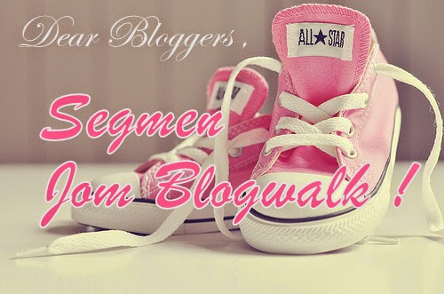 Segmen Jom Blogwalk ! by Mellya