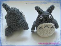 Amigurumi Totoro : Totoro patterns amigurumi to go